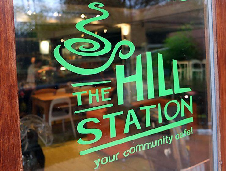 Hill Station Café