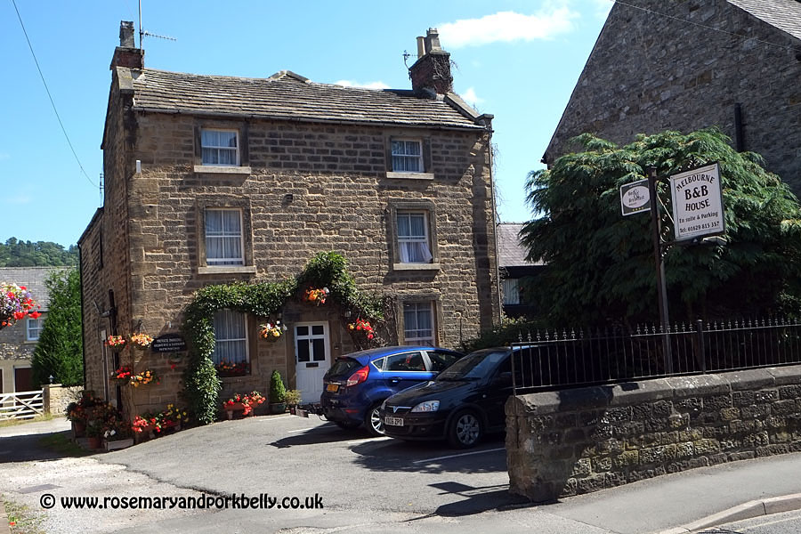 Melbourne House B&B - Bakewell Derbyshire
