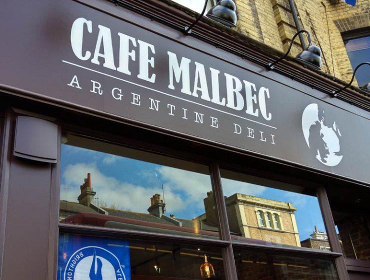 Café Malbec Hove UK