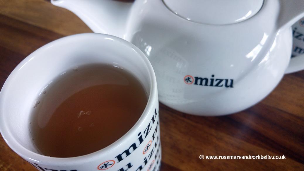 Green tea - Mizu Brentwood
