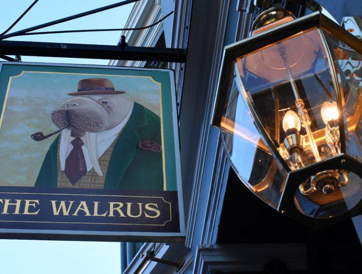 The Walrus Brighton © www.rosemaryandporkbelly.co.uk