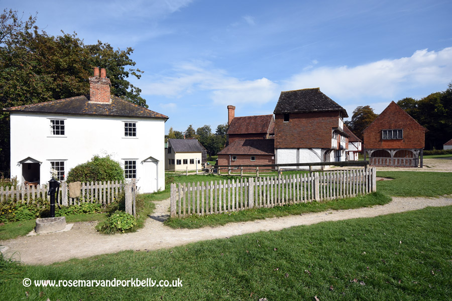 Buildings through the ages - Weald and Downland Museum West Sussex