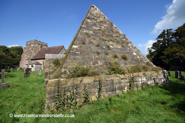 John 'Mad Jack' Fuller's Mausoleum - Brightling East Sussex