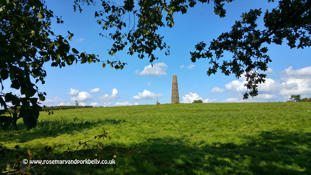 The Obelisk (Brightling Needle) - Brightling East Sussex