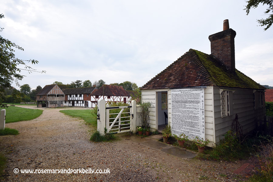 Tollhouse - Weald and Downland Museum West Sussex