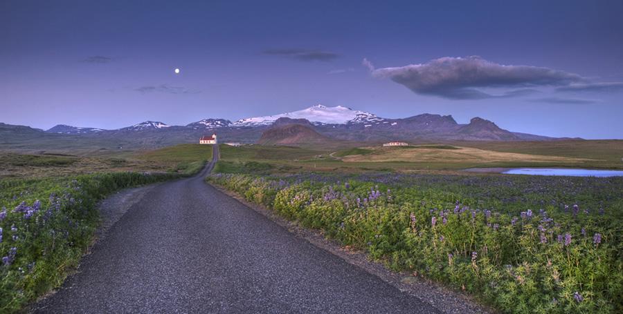 Snaefellsjokull National Park - Iceland
