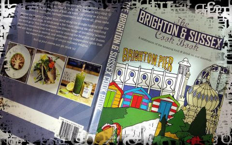 The Brighton and Hove Cookbook by Meze Publishing