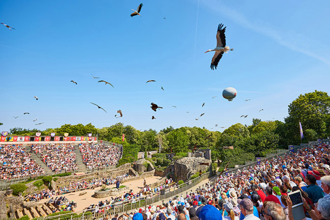 Dance of the birds finale - Puy du Fou